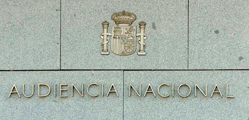 Sentencia de Audiencia Nacional